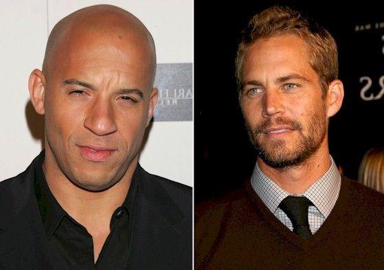 Vin Diesel and Paul Walker | Paul walker, I dont have