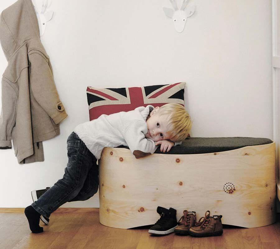 benni's nest zirbenholz bett | jetzt online kaufen, Hause deko