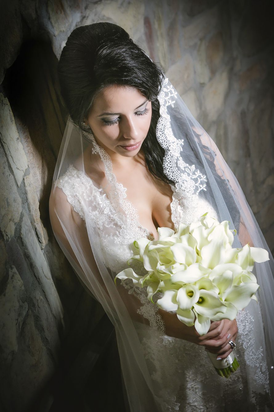 The Bouquet, wedding day details by South Florida Wedding Photographer Pedro Pages
