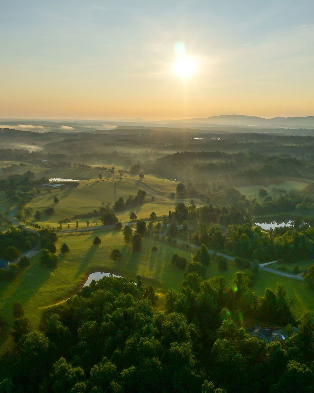 Hot Air Balloon Ride in Charlottesville & Albemarle County