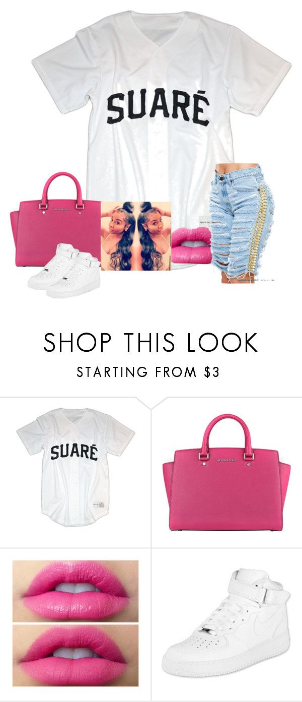 Suare michael kors polyvore and clothes