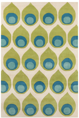 A Little Virtual Window Shopping Modern Area Rugs Abstract Rug