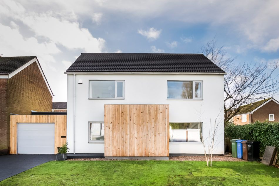 My Modern House, Passivhaus Architect house, House, Modern