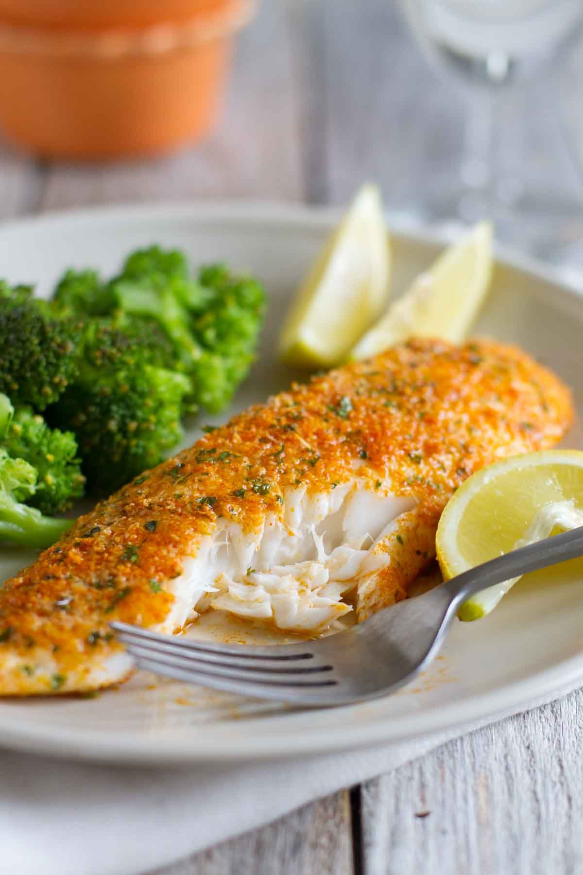An Easy Tilapia Recipe That Is