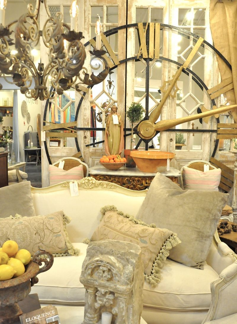 eloquence at the l.a. mart gift show... | Clocks, Interiors and Room