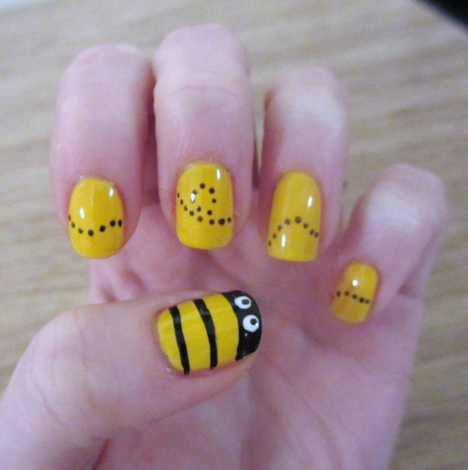 Bumblebeenailart Confessions And Creations Nail