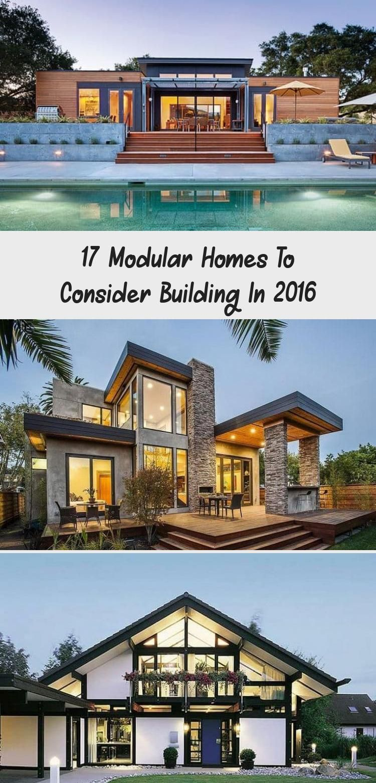 19 Modern Modular Homes To Consider Building In 2016 5 Modernhousedesignireland Modernhousedesignsk In 2020 Modular Homes House Designs Ireland Modern Architecture