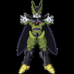 Perfect Cell Xeno Render Sdbh World Mission By Maxiuchiha22 Dragon Ball Super Manga Dragon Ball Super Perfect Cell