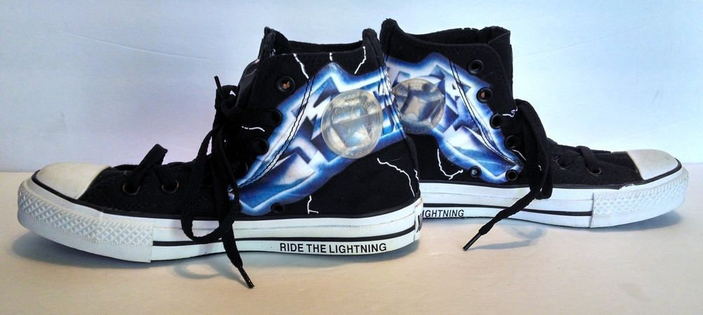 00e9562eef157b Men s Converse All Star CT Hi Metallica