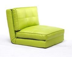 Delightful Chair Bed, Single Sleeper, Twin Sleeper, Sofa Bed, Small Space, Dorm