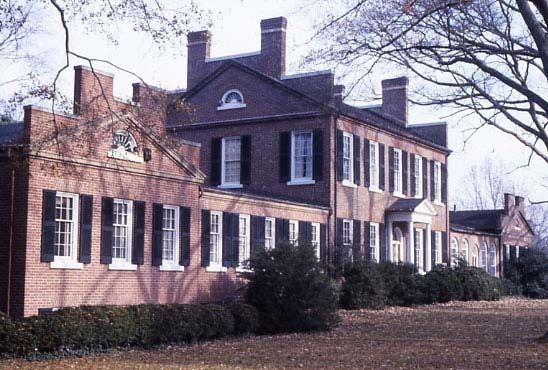 William Elliott White House Is A Historic Home Located Near Fort