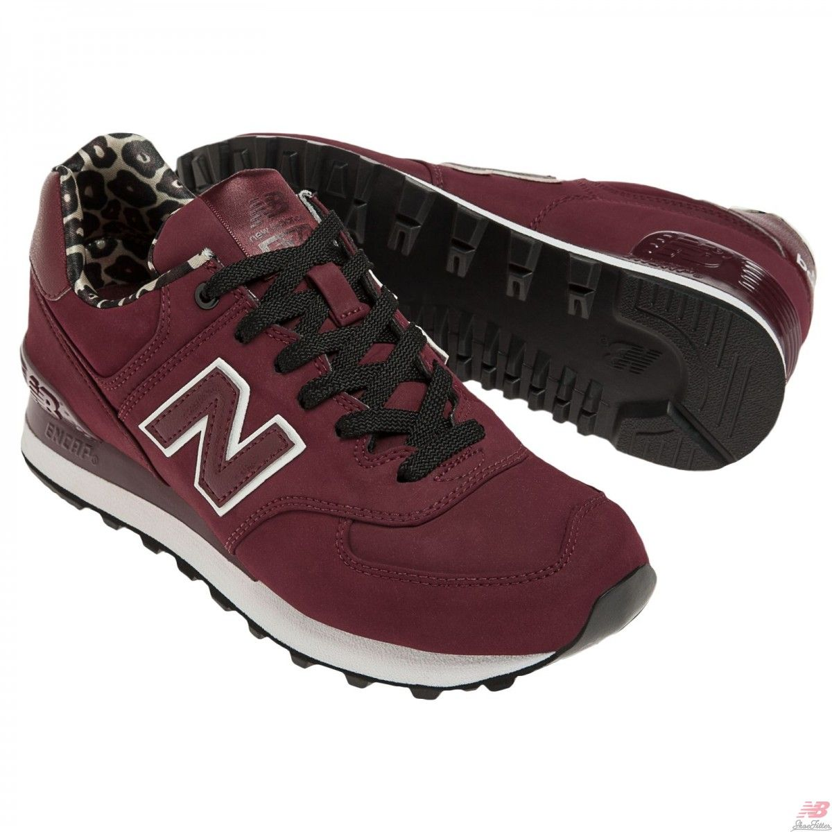 womens new balance 574 high roller athletic shoe