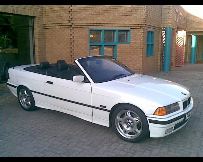 1995 Bmw 3 Series 325i Convertable A T E36 Http Www