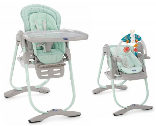 Chaise Haute Polly Magic De Chicco Highchair High Chair