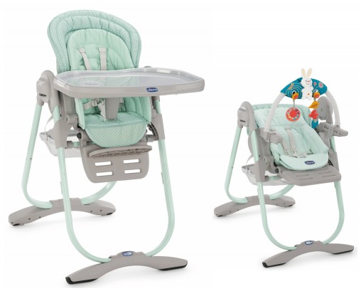 Chaise Haute Polly Magic De Chicco Highchair High Chair Chicco High Chair Chaise Chicco