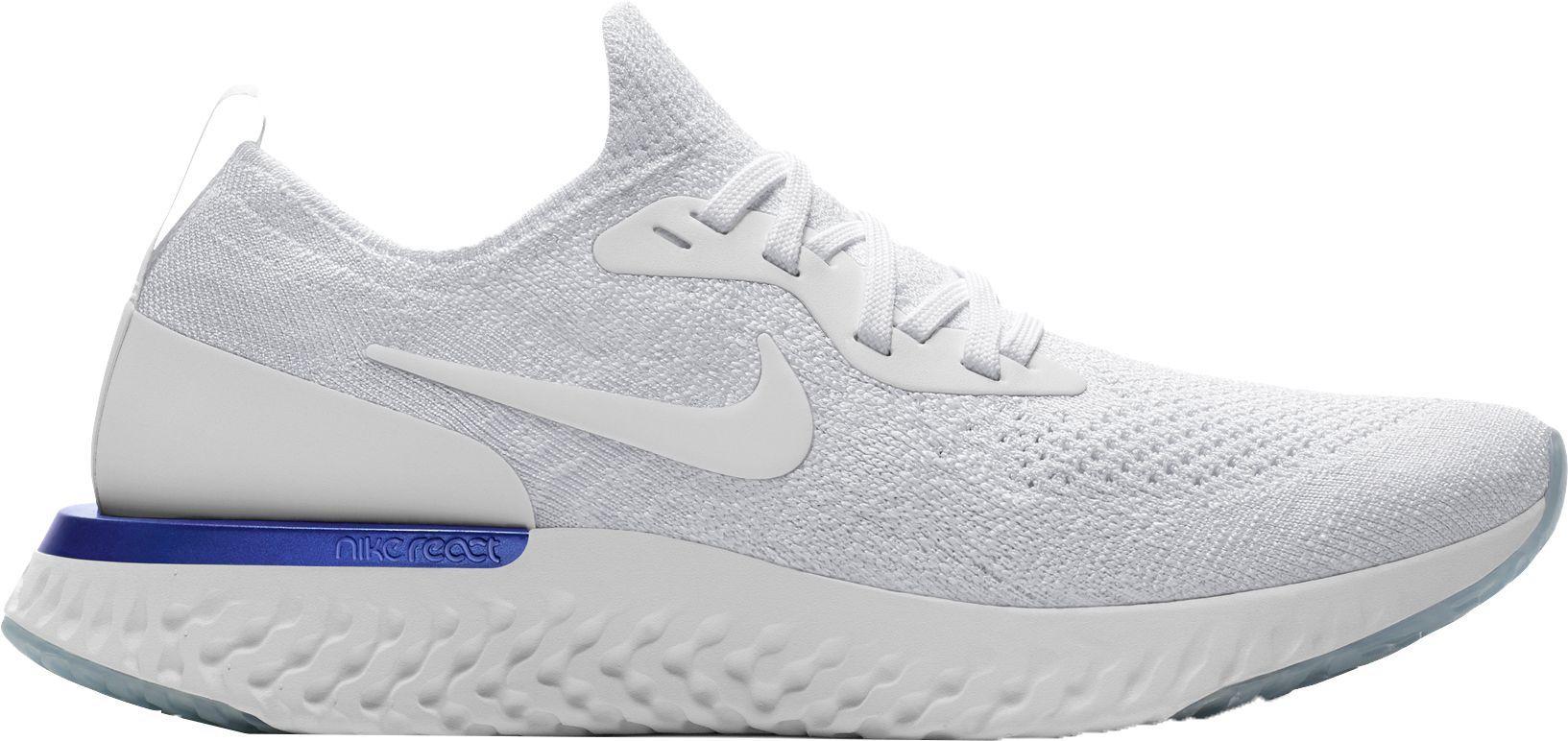 Nike Women s Epic React Flyknit Running Shoes  c2ec164b6