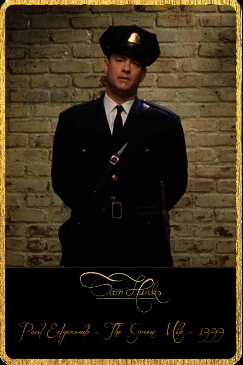 Tom Hanks Paul Edgecomb The Green Mile 1999 Tom Hanks I Movie Film