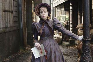 Claire Foy in Little Dorrit