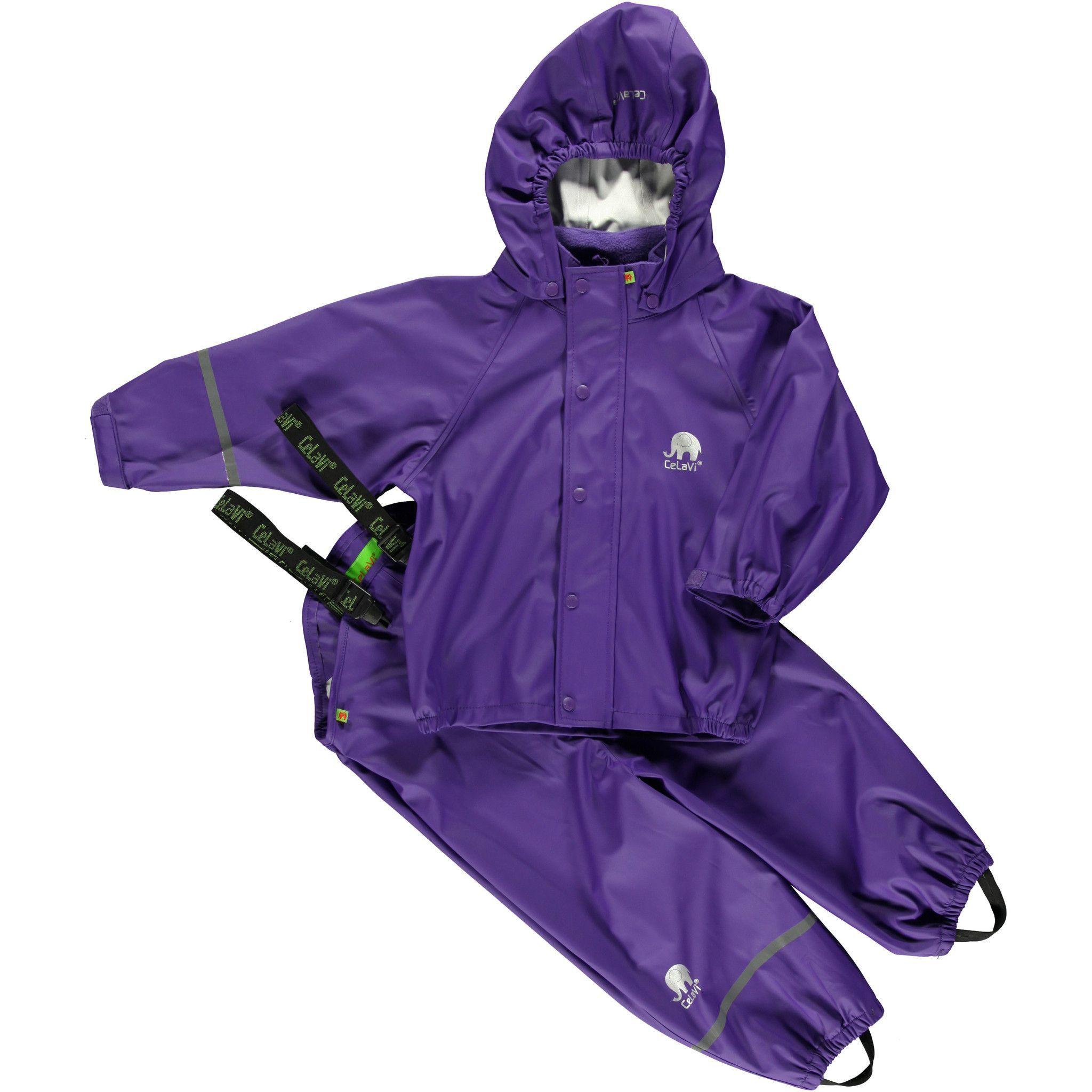b06dc2551 Classic Rain Gear Set - Purple | Shop Biddle and Bop | Rain gear ...