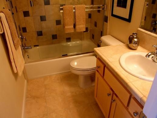 brown bathroom remodel ideas - Google Search