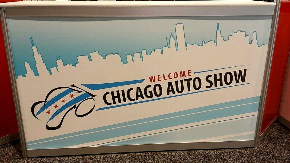 #Chicago #AutoShow #ChicagoAutoShow #WindyCity #CAS