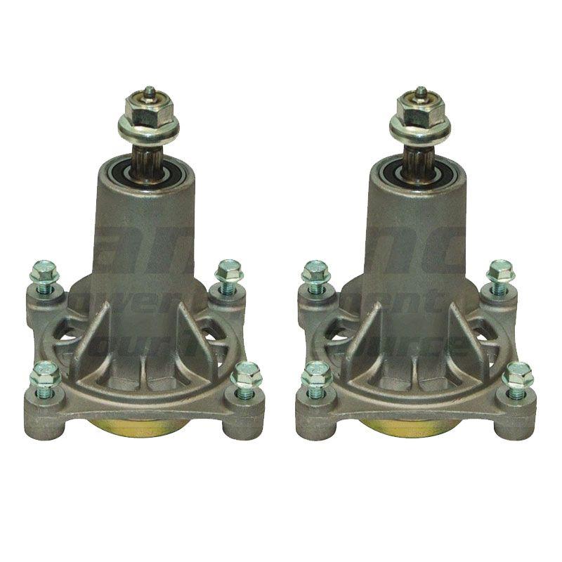 Set Of 2 Spindle Assembly Ayp 187292 Husqvarna 532187292
