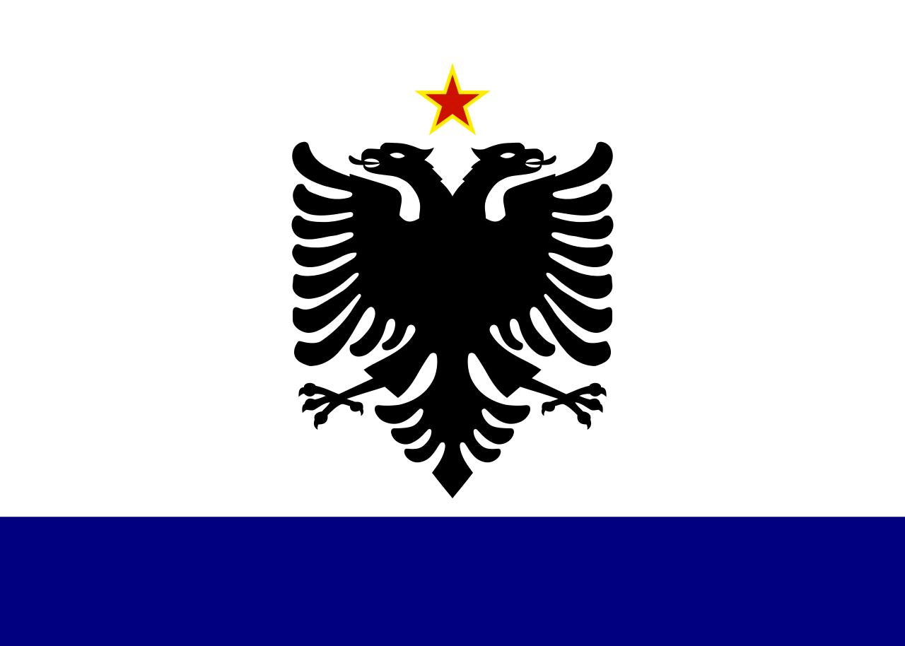 Albanian Flag Albania Flag Flag Of Albania Albania Flaga Wallpaper Albanian Flag Albania Flag Kosovo Flag