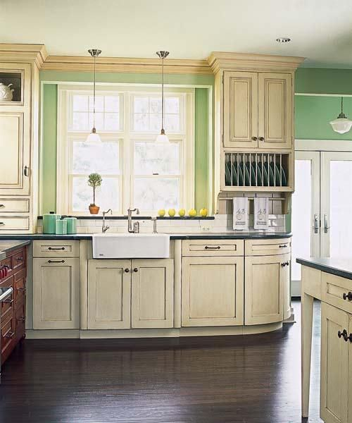 Semi Custom Kitchen Cabinets: Color Of The Month, May 2014: Hemlock