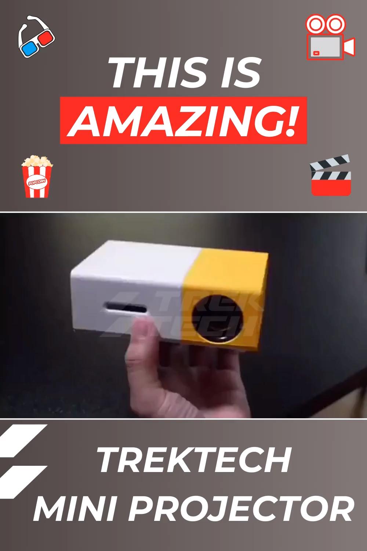 Home Cinema HD Mini Projector