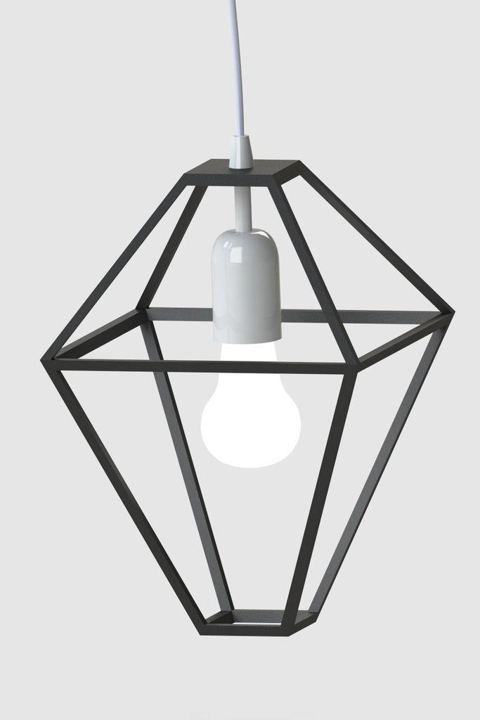 Wireframelampshadebygoedkope3dfilamenten lamps pinterest aloadofball Gallery