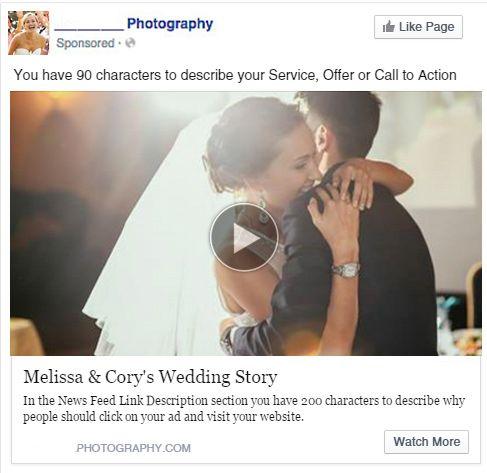 Video Ads Facebook