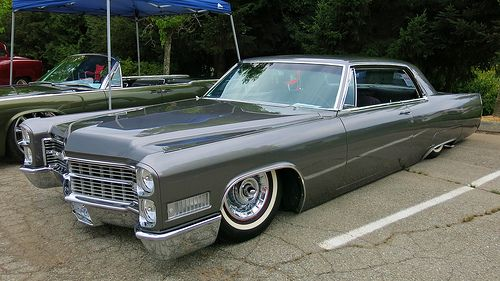 1966 Cadillac Coupe de Ville  Classic Vehicles and By