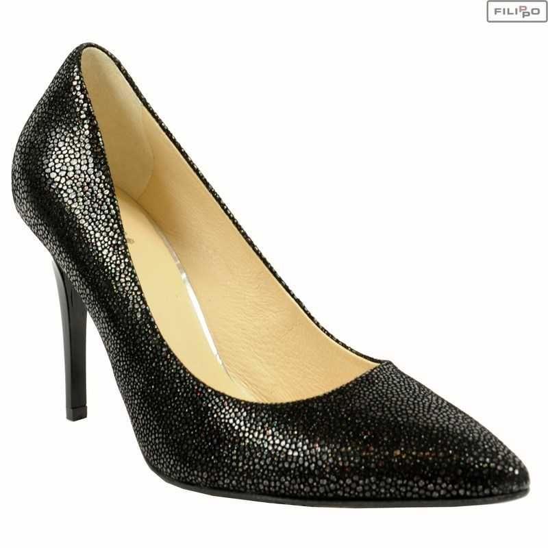 Czolenka Eksbut 16 4023 F68 1g Czarne Lico 8021961 Czolenka Na Obcasie Czolenka Buty Damskie Filippo Pl Heels Shoes Pumps