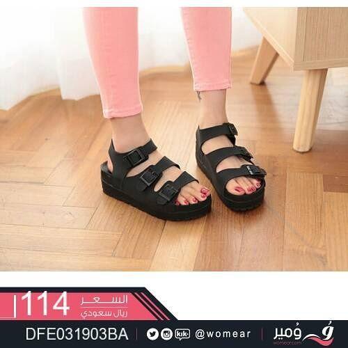 احذية ناعمة و مريحة لقدميك صندل بناتي طلعات صيف صنادل احذية نسائية اناقة كشخة Shoes Birkenstock Sandals
