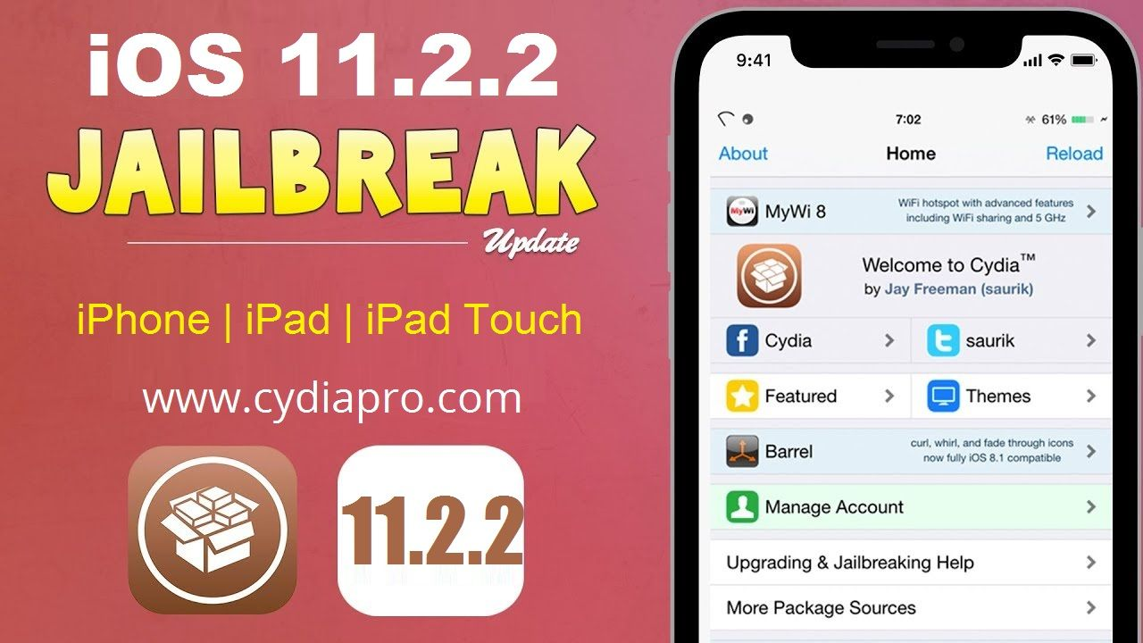Cydia download ios 1122 using cydiapro cydia installer