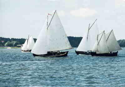 Talonpoikaisveneet - Hulda