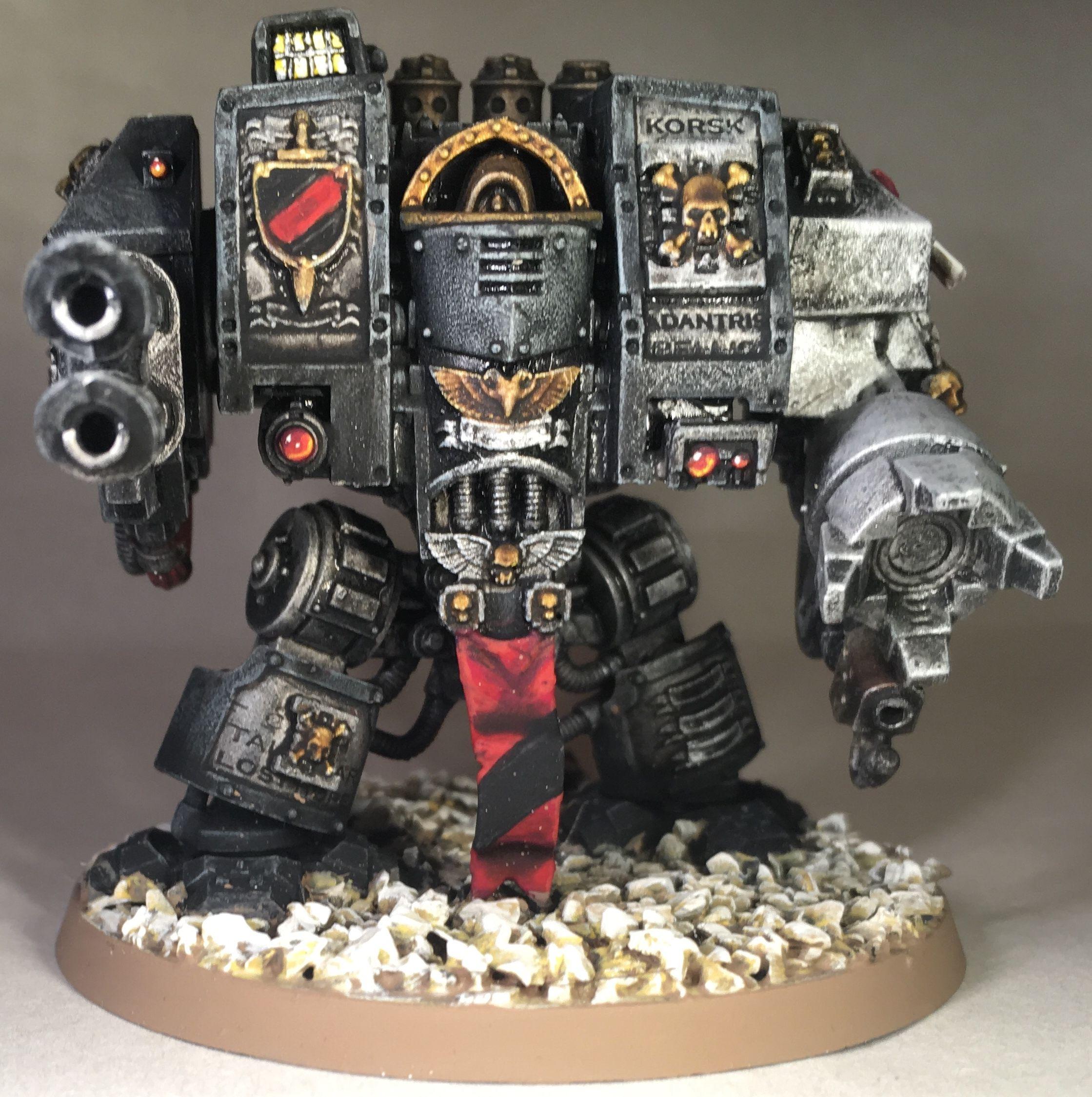 Dreadnought Warhammer 40000 deathwatch, Warhammer 40000