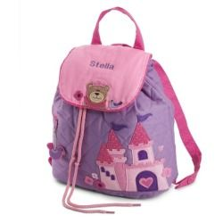 Personalized Princess Quilted Backpack by Things Remembered