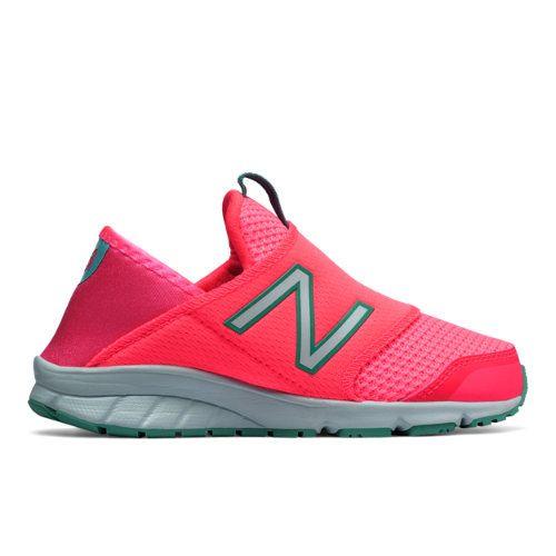 meilleur service 09a50 70793 New Balance 150 Slip On Kids Grade School Running Shoes ...