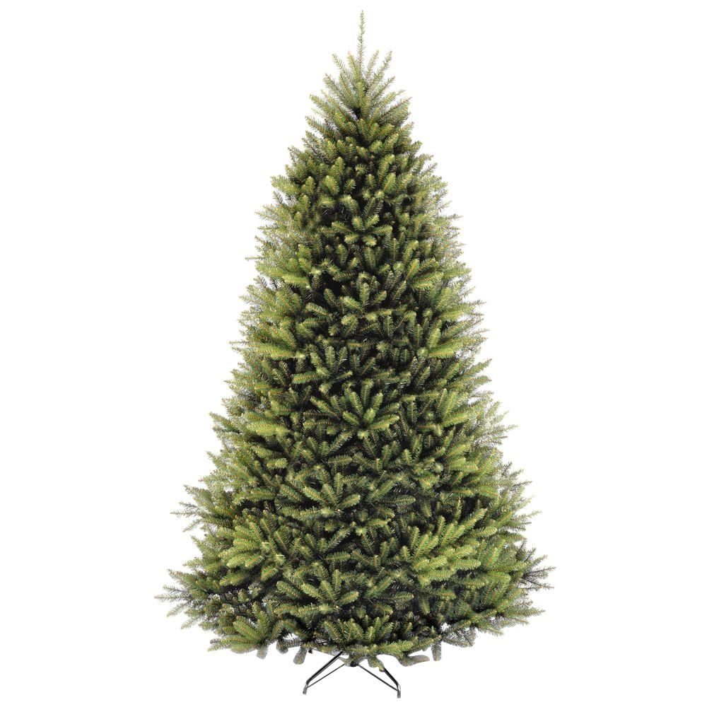 Hinged Fir Trees 9 Green Fir Trees Artificial Christmas Tree With 900 Clear W Best Artificial Christmas Trees Green Christmas Tree Christmas Tree Clear Lights