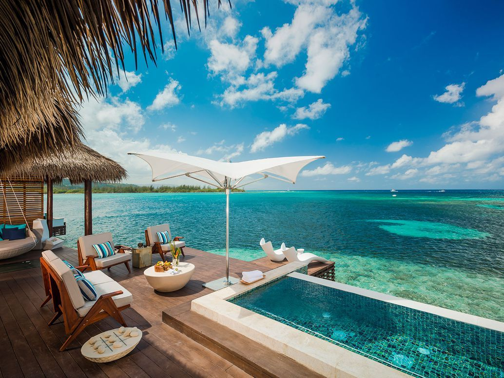 Best AllInclusive Overwater Bungalows Islands All