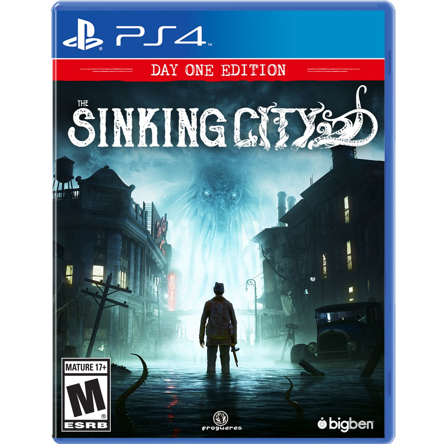 The Sinking City, Maximum Games, PlayStation 4