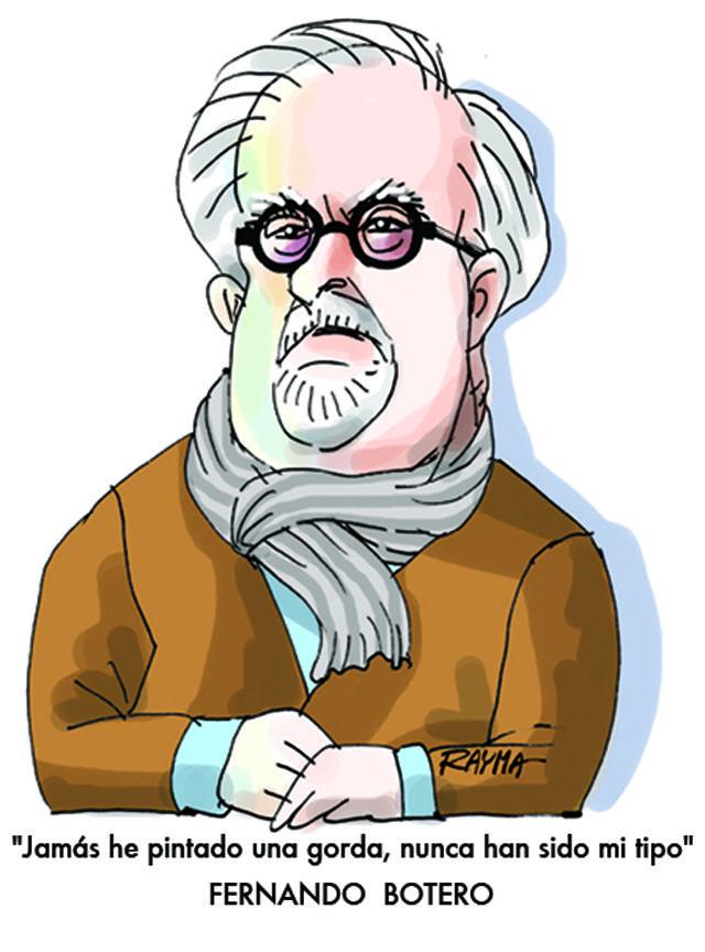Caricatura Fernando Botero Por Rayma Fernando Botero Arte De Grecia Arte