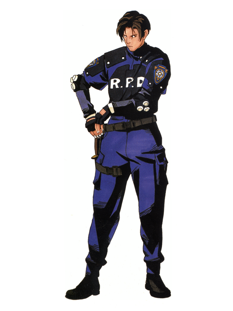 Leon S Kennedy Biohazard 1 5 Image Project Umbrella Resident Evil Anime Resident Evil Resident Evil Leon