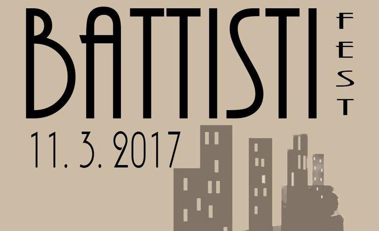 Battisti Fest 2017 - italialaisen popmusiikin konsertti - Balderin sali, Helsinki - 11.3.2017 - Tiketti