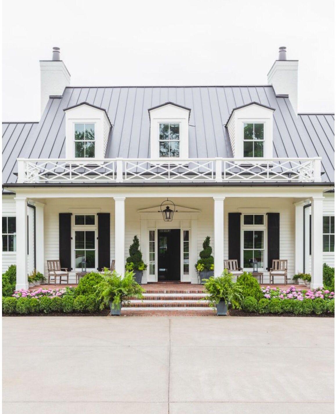 Needs some landscaping!. | Farmhouse | Pinterest | Sherman williams ...