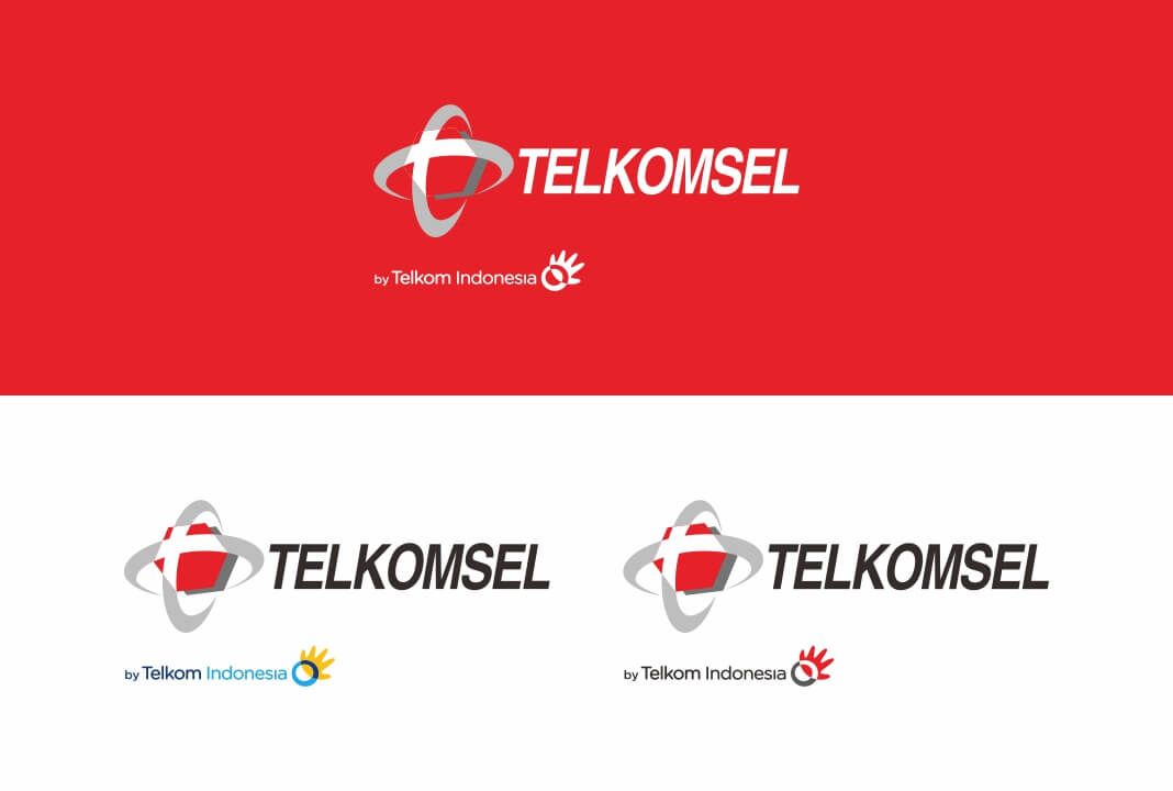 Download Telkomsel Logo Vector Vector Logo Business Logo Design Business Logo