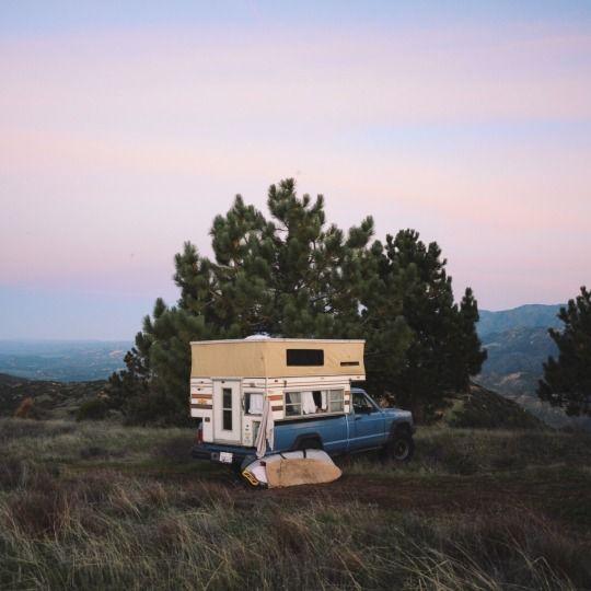 Pin Af Michael Hansen Pa Pickup Truck Camping
