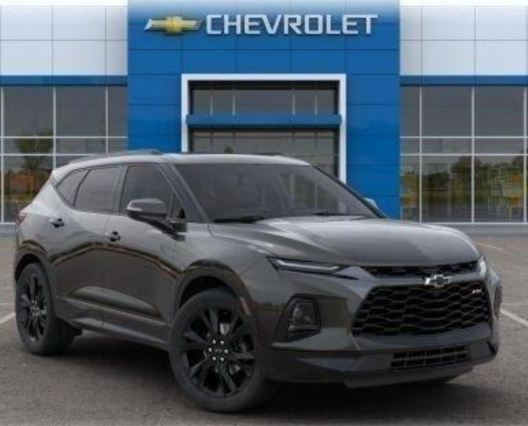 2019 Chevy Blazer Rs Nightfall Grey Metallic Suv Dream Cars