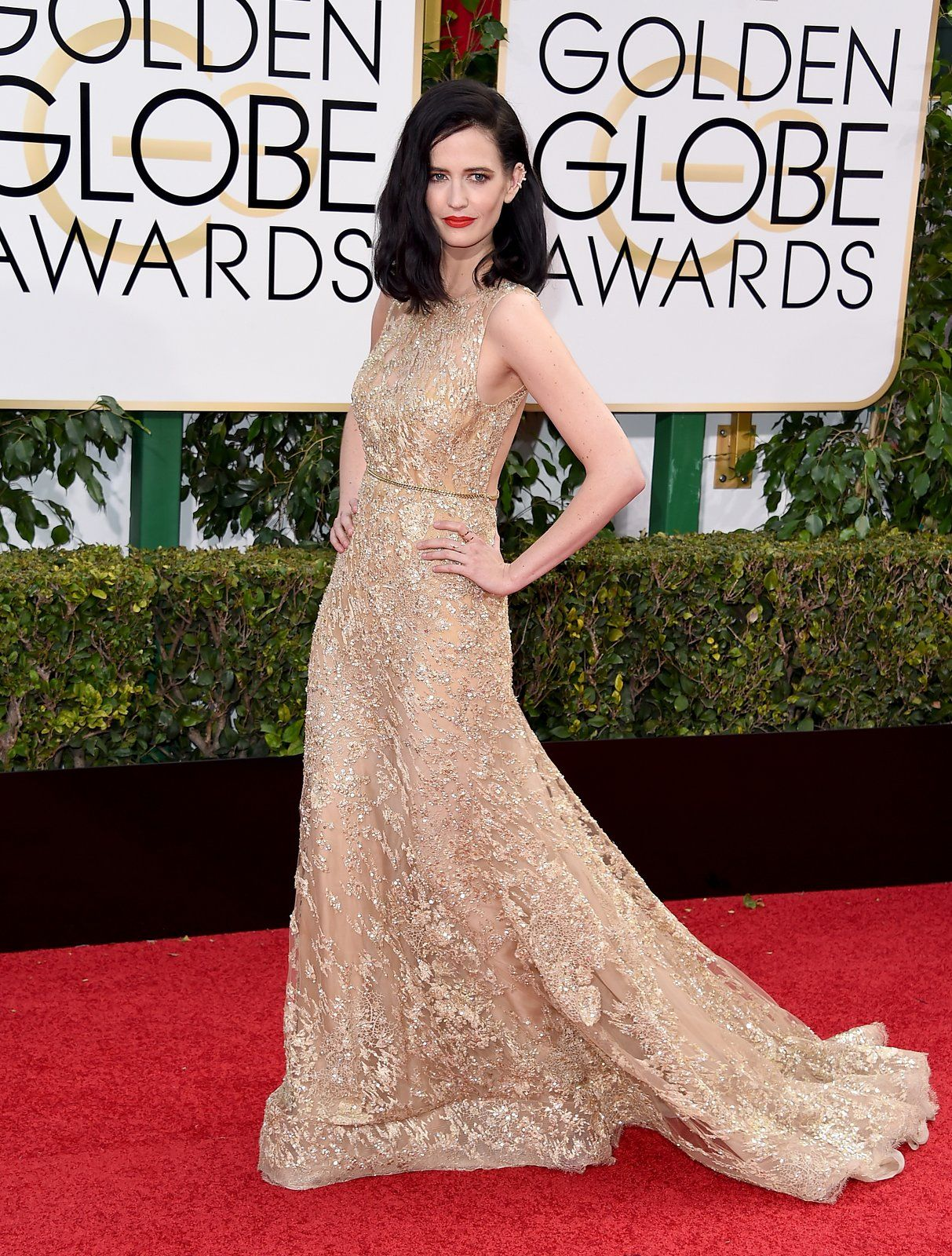 Alfombra Roja De Los Golden Globes Golden Globes 2016 Fashionlive From The Red Carpet